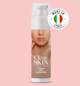 crema anti macchie clear skin