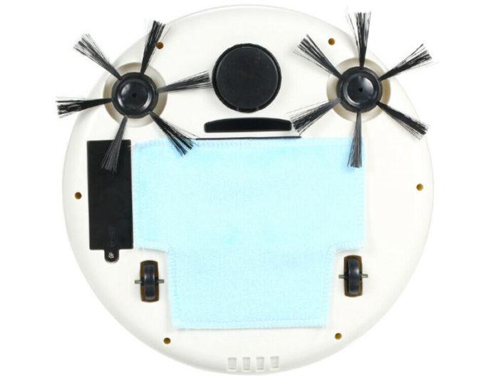 x sweep up mini robot aspiratore
